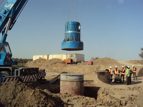 Dynamic Load Testing : Al liqa a bureau projects north simawah bridge dynamic